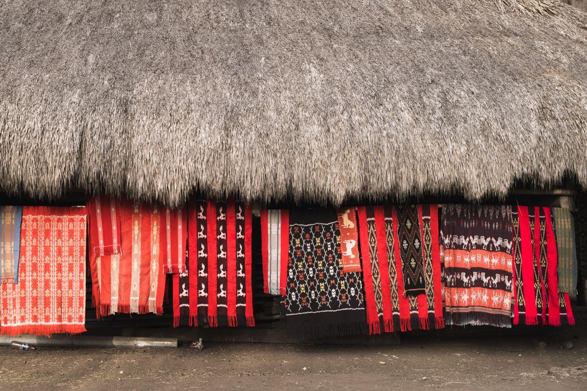 Ikat in Kodi Sumba