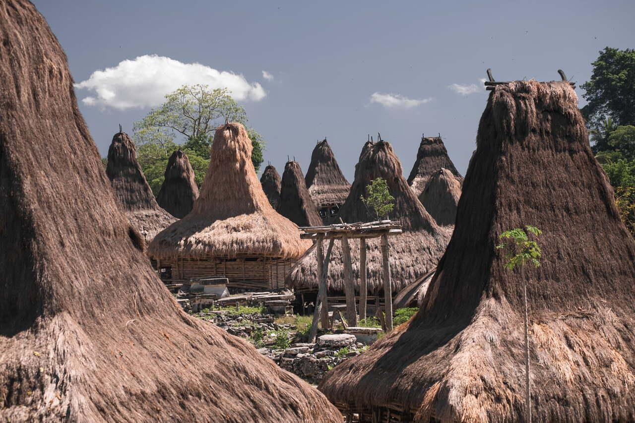 sumbanese-houses