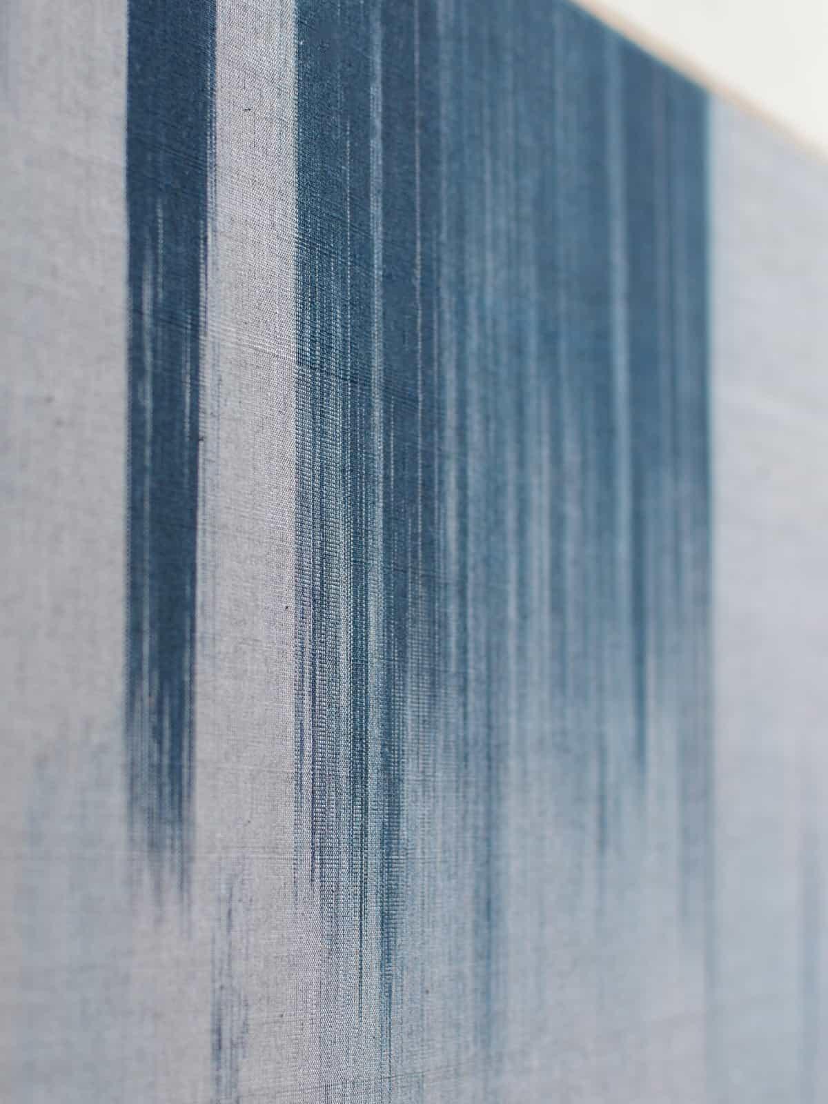 CapKaroso- Alexander Sebastianus weaved indigo canva partial