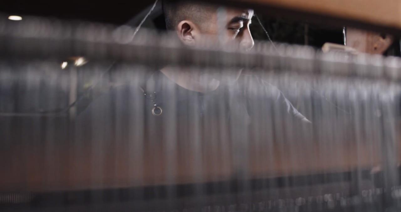 CapKaroso-Alexander-Sebastianus-weaving
