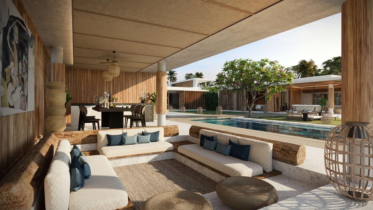 CapKaroso-VillaGhan'nu-pool-terrace-render