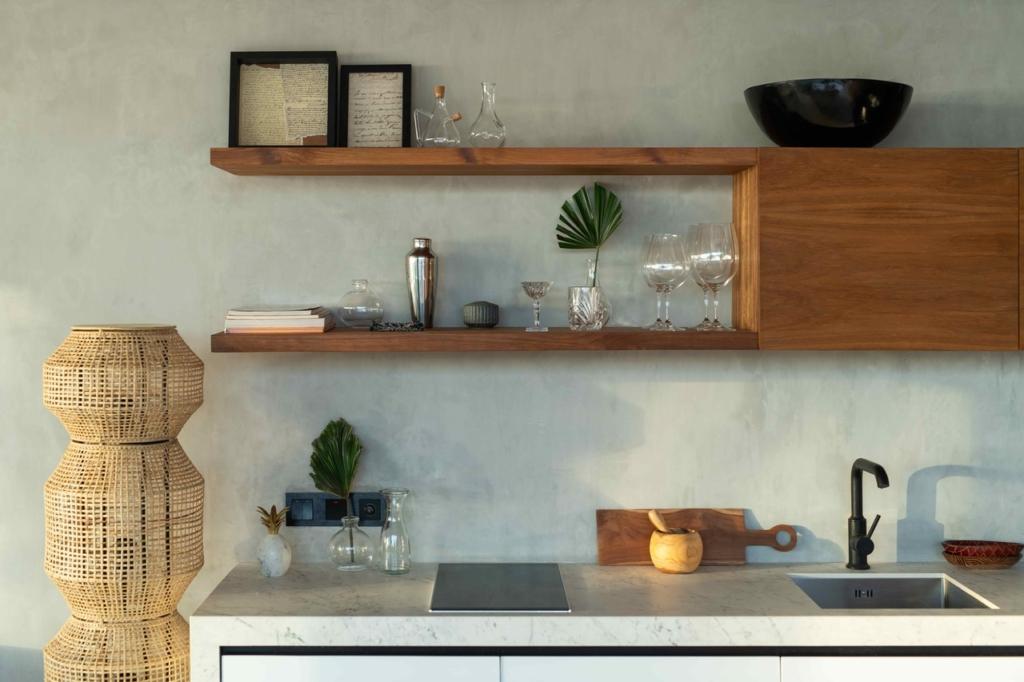 CapKaroso-kitchen-counter-shelfs-VillaN'dara
